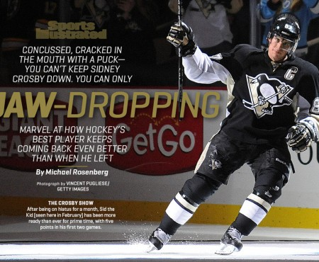 Sports Illustrated | Sidney Crosby
