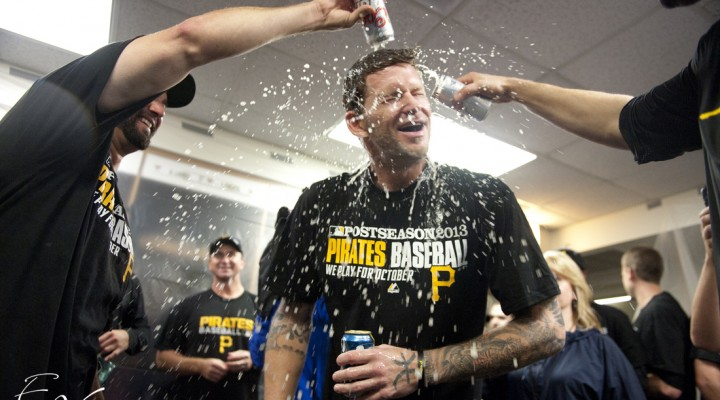 A Night to Remember | Pirates Clinch | Wrigley Field, Chicago, Illinois