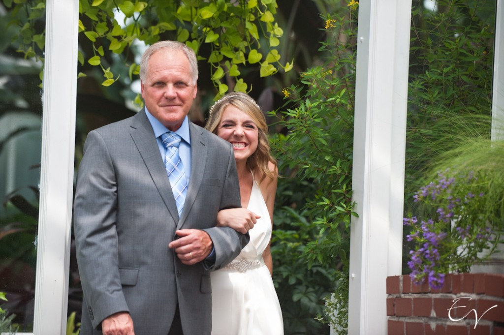 Phipps Conservatory & Botnanical Gardens Wedding