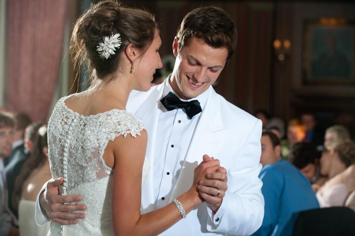 Kelly & Blake | Allegheny Country Club Wedding | St. John and Paul Catholic Church