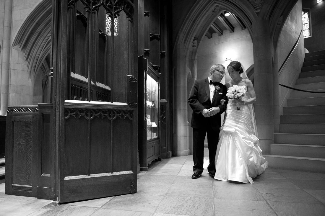 Rachel & Mark | Pittsburgh Airport Marriott Wedding | Heinz Chapel